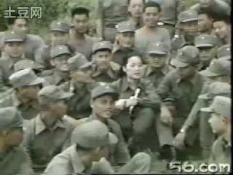 鄧麗君1981台視《君在前哨》特輯1