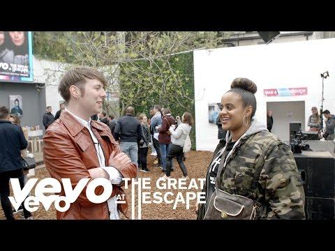 Seinabo Sey - Interview - Vevo UK @ The Great Escape Festival 2015