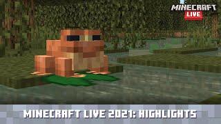 Minecraft Live 2021: Update Highlights