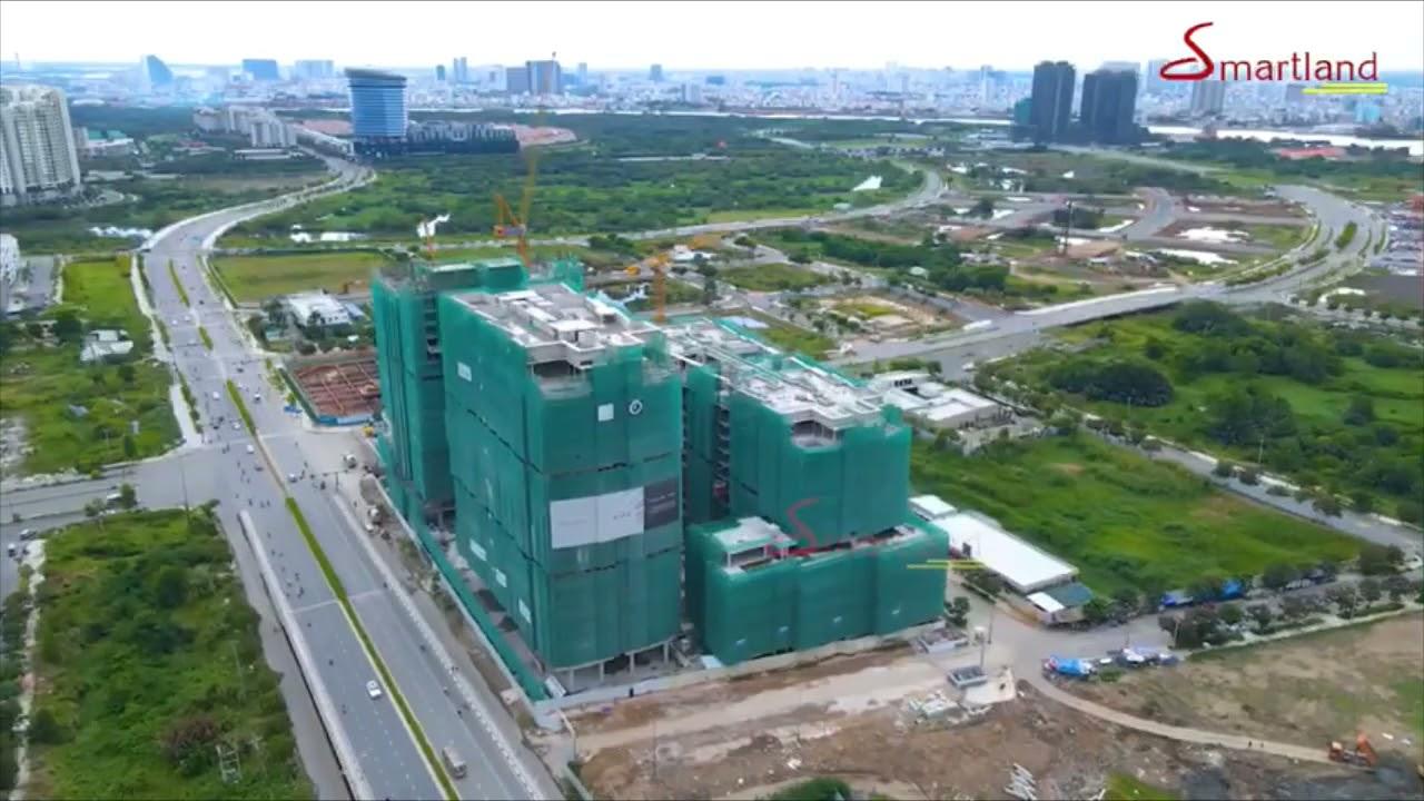 Chỉ còn 1 căn Pool Villa view sông Sài Gòn - The River Thủ Thiêm, LH 0896641266 video