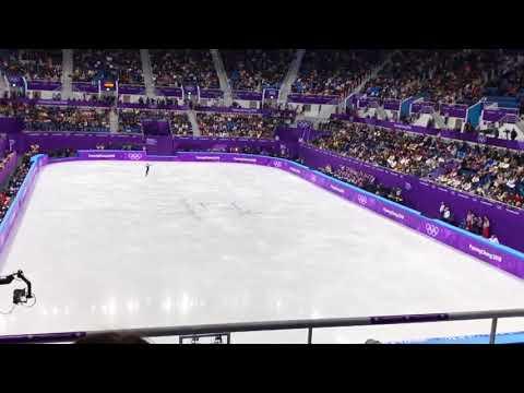 2018평창동계올림픽 남자싱글 FS 네이든첸 Nathan Chen