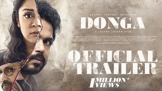 Donga Official Telugu Trailer