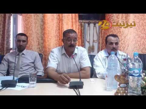 الاحتفال بيوم المهاجر بجماعة سيدي بوعبدلي 2