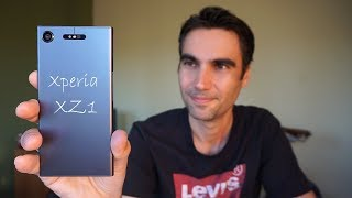 Video Sony Xperia XZ1 1yx1quXMlnY