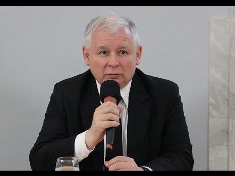 Jarosław Kaczyński w Klubie Ronina 9 06 2015