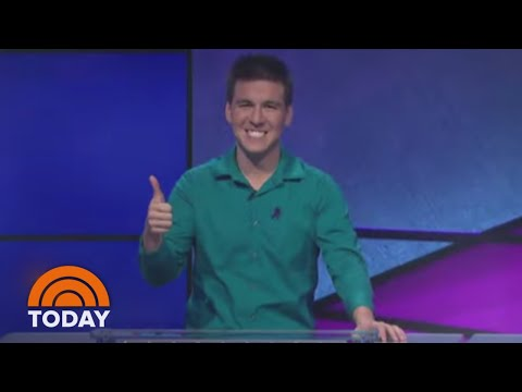 James Holzhauer's 'Jeopardy!' Winning Streak Comes To An End   TODAY