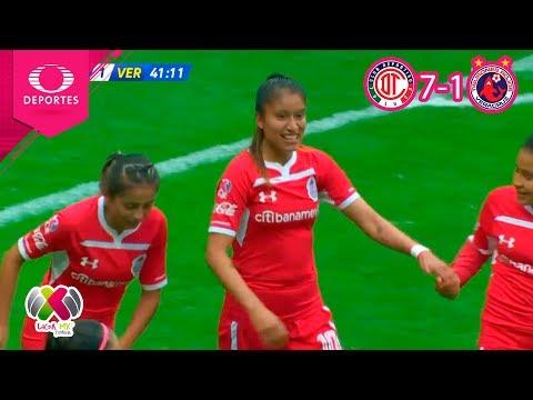 Veracruz vs Deportivo Toluca