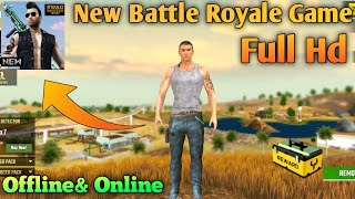 New Battle Royale Game High Graphics Offline And Online Swag Shooter Gameplay
