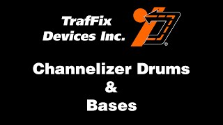 TrafFix Channelizer Drums