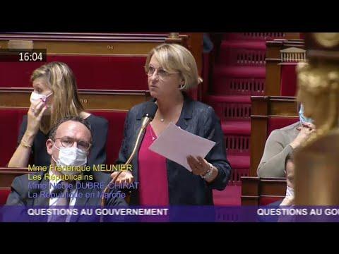 Mme Frédérique Meunier - Légitimité du plan Santé