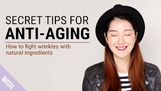Why Do Korean Girls Look So Young? | Korean Anti Aging Skin Care Tips | Wishtrend TV