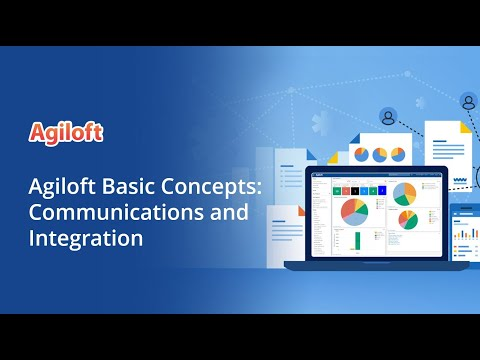 Agiloft Basic Concepts: Communications and Integration