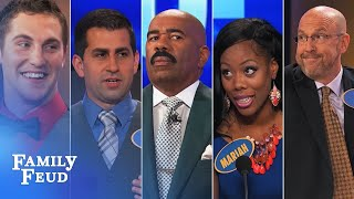 TOP 5 MOMENTS FROM JANUARY 2017!   Family Feud