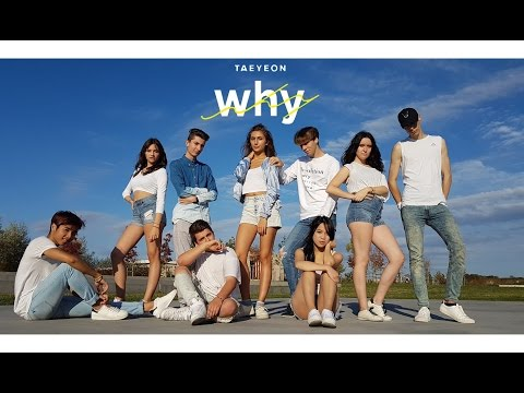 [ Be-OG ] TAEYEON ( 태연 ) - WHY ( 와이 ) dance cover from France