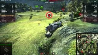 AMX 12t - Олимпийское Спокойствие.
