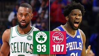 Celtics vs. 76ers highlights: Ben Simmons leads the charge for Philadelphia | 2019-20 NBA Highlights