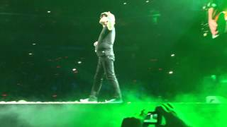 Brain Johnson's (Possible) last song ever with AC/DC. Kansas City 2-28-16 For Those About To Rock