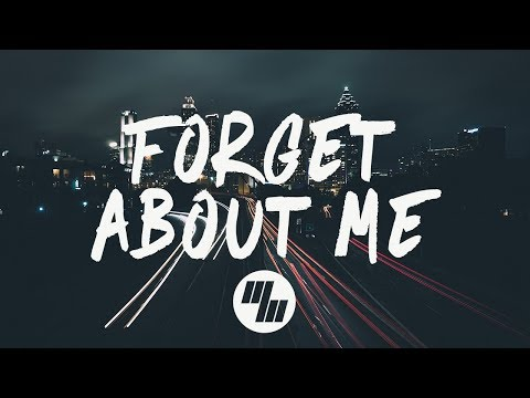 ALIUS - Forget About Me (Lyrics / Lyric Video) feat. Blake Rose
