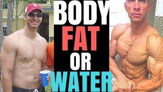 Is It Body Fat or Water?