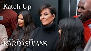 """Keeping Up With The Kardashians"" Katch-Up S15, EP.10 