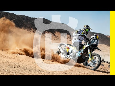 2020 Dakar Rally Highlights - Husqvarna Motorcycles