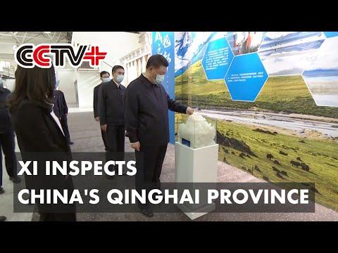 Prezident Si kontroluje severozápadnú čínsku provinciu Čching-chaj