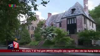 Tìm Hiểu Ngôi Nhà Tổng Thống Obama Sẽ Ở Khi Rời Nhà Trắng   VTV24