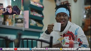 ADIN REACTS TO KSI - HOLIDAY (OFFICIAL MUSIC VIDEO)