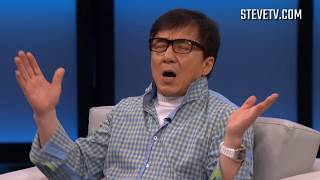Jackie Chan & Steve Can't Understand Each Other