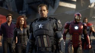 Marvel's Avengers: A-Day Trailer E3 2019
