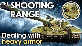THE SHOOTING RANGE #157: Dealing with heavy armor / War Thunder