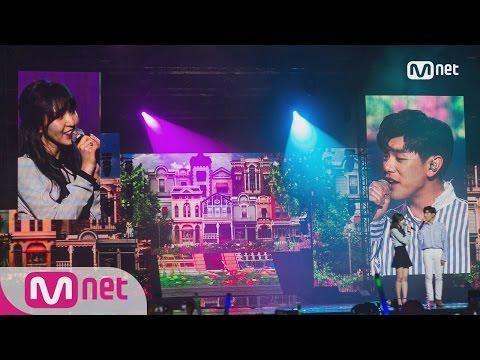 [KCON Mexico] Eric Nam x Wendy - Spring Love 170330 EP.517ㅣ KCON 2017 Mexico×M COUNTDOWN M COUNTDOWN
