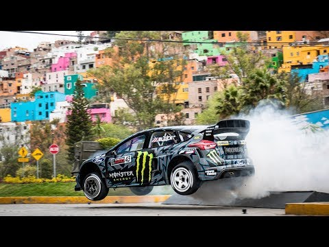 Ken Blocks GYMKHANA TEN: Extended Cut - MEXICO | Monster Energy