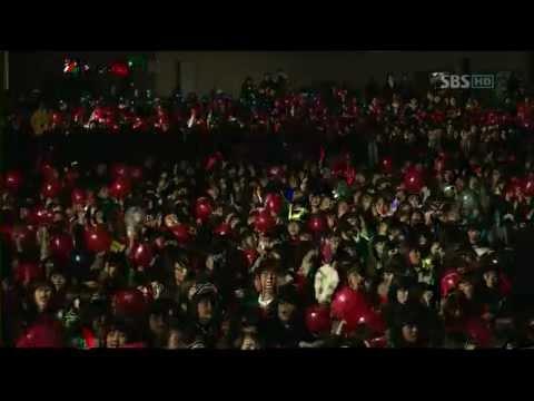 081229 SHINee @ SBS Gayo DaeJeon