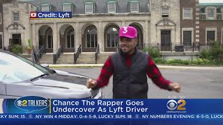 Chance The Rapper Goes Undercover As Lyft Driver