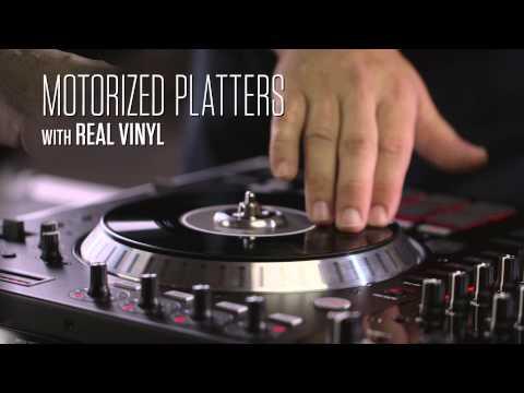 Numark NS7II - The Best DJ Controller Ever Built.  Period.