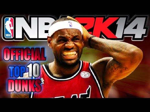 NBA 2K14 TOP 10 DUNKS Of The WEEK!