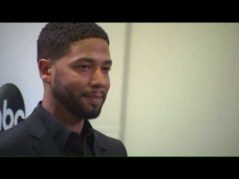 Jussie Smollett in custody after turning self in to Chicago police