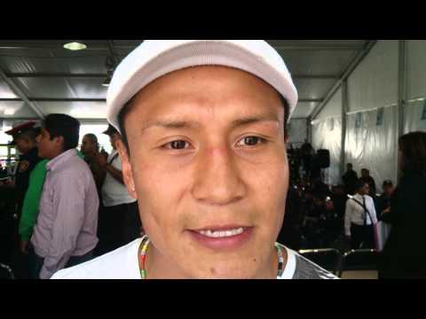 Baixar Juanma Lopez una leyenda pero lo voy a noquear: Francisco Vargas