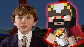 Witty Teenager Gets Trolled on Minecraft (Minecraft Trolling & Griefing)
