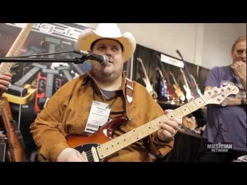 Johnny Hiland: NAMM 2012 Product Showcase