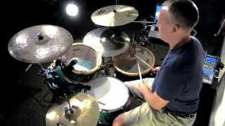This is Amazing Grace - Phil Wickham (Drum Cover)