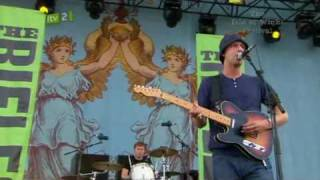The Rifles - The Great Escape live Isle of Wight Festival 2009