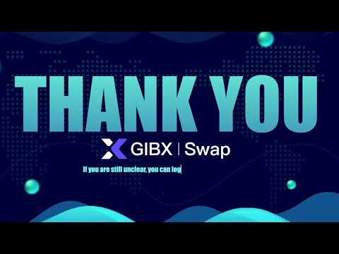 GIBXSWAP The Ideal Platform For All Types Of Users!
