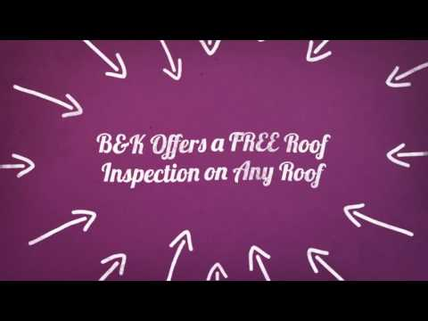 Looking For Free Roof Inspection: Watch This!
