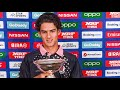 ICC U19 CWC: Japan U19 captain Marcus Thurgate press conference  - 01:14 min - News - Video