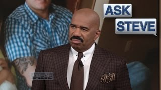 Ask Steve: What are you calling my daughter for? || STEVE HARVEY