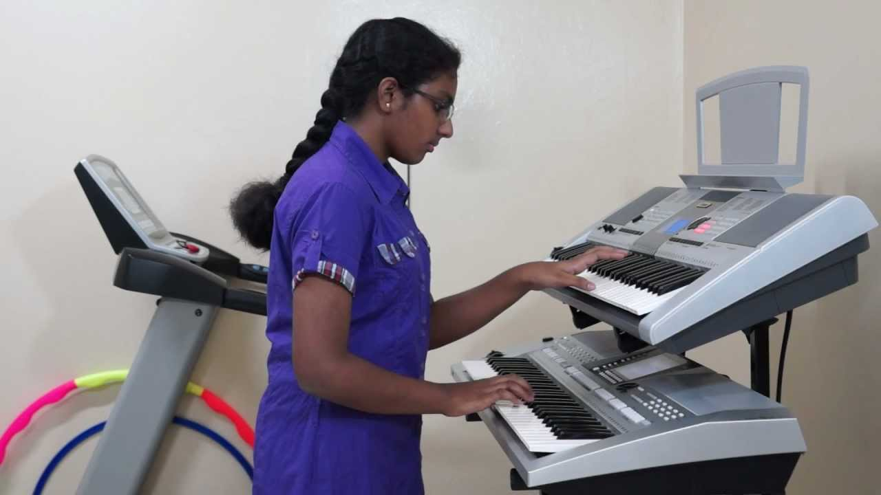 KAHO NA PYAR HAI (Udit Narayan, Alka Yagnik) on Keyboard ...