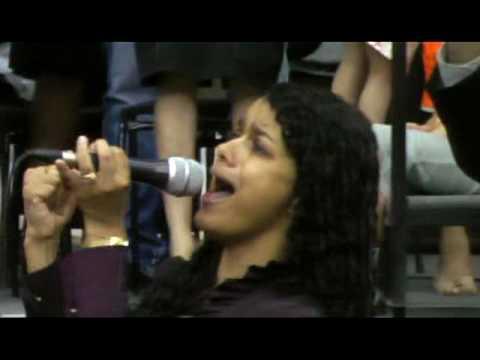 Baixar Cantora Damares cantando em Campinas Sabor de mel