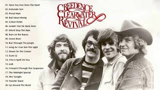 CCR  Greatest Hits Full Album - The Best of CCR  - CCR  Love Songs Ever (HQ)